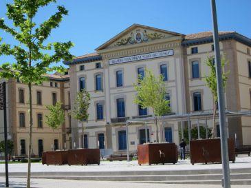 CHA denuncia las trabas del Gobierno de Aragón para autorizar la firma de convenios entre la UZ y la DPH para financiar estudios propios en el Campus de Uesca