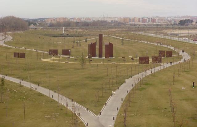 Cgt Critica El Desmantelamiento Del Parque Lineal De Plaza