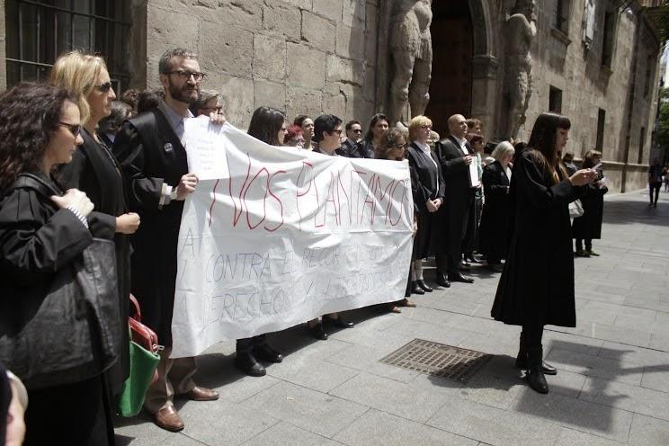 ALAZ denuncia que Marruecos impide la observación internacional durante los juicios contra activistas saharahuis