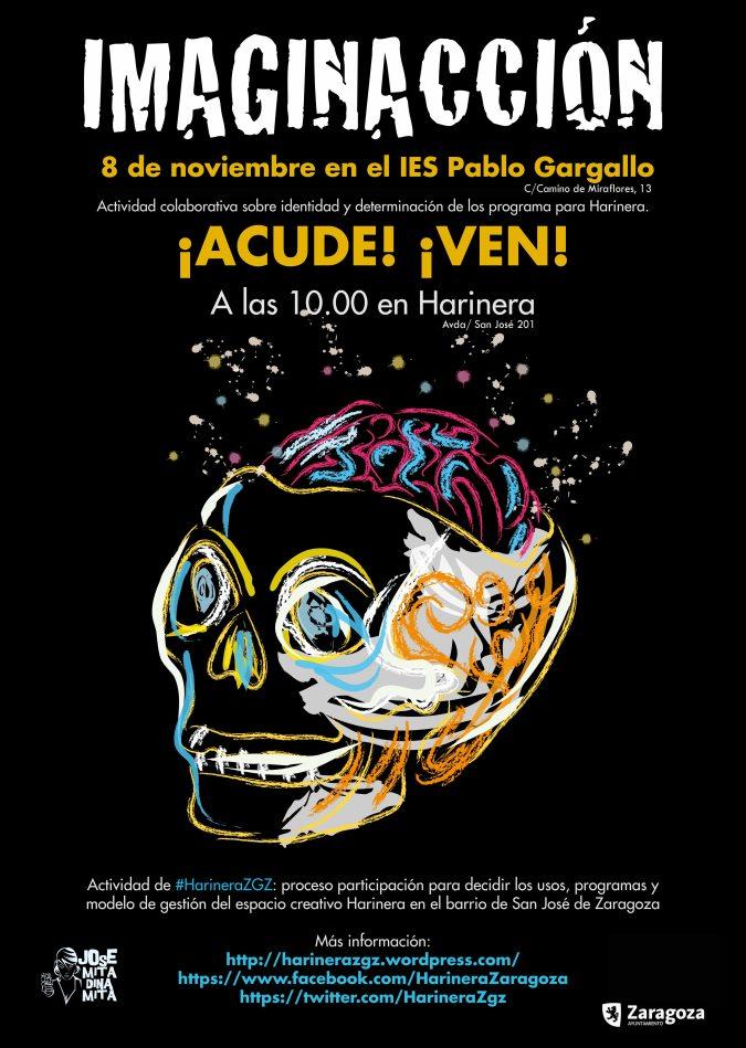 Proceso participativo para la Harinera de San José