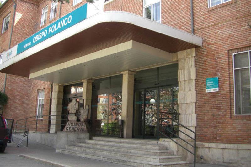IU exige al Gobierno de Aragón que cubra la falta de anestesistas en el hospital Obispo Polanco de Teruel
