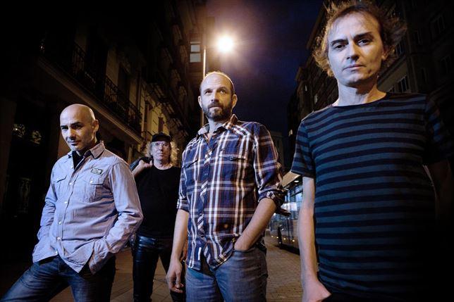 Los Enemigos regresan con nuevo disco tras 15 años sin publicar