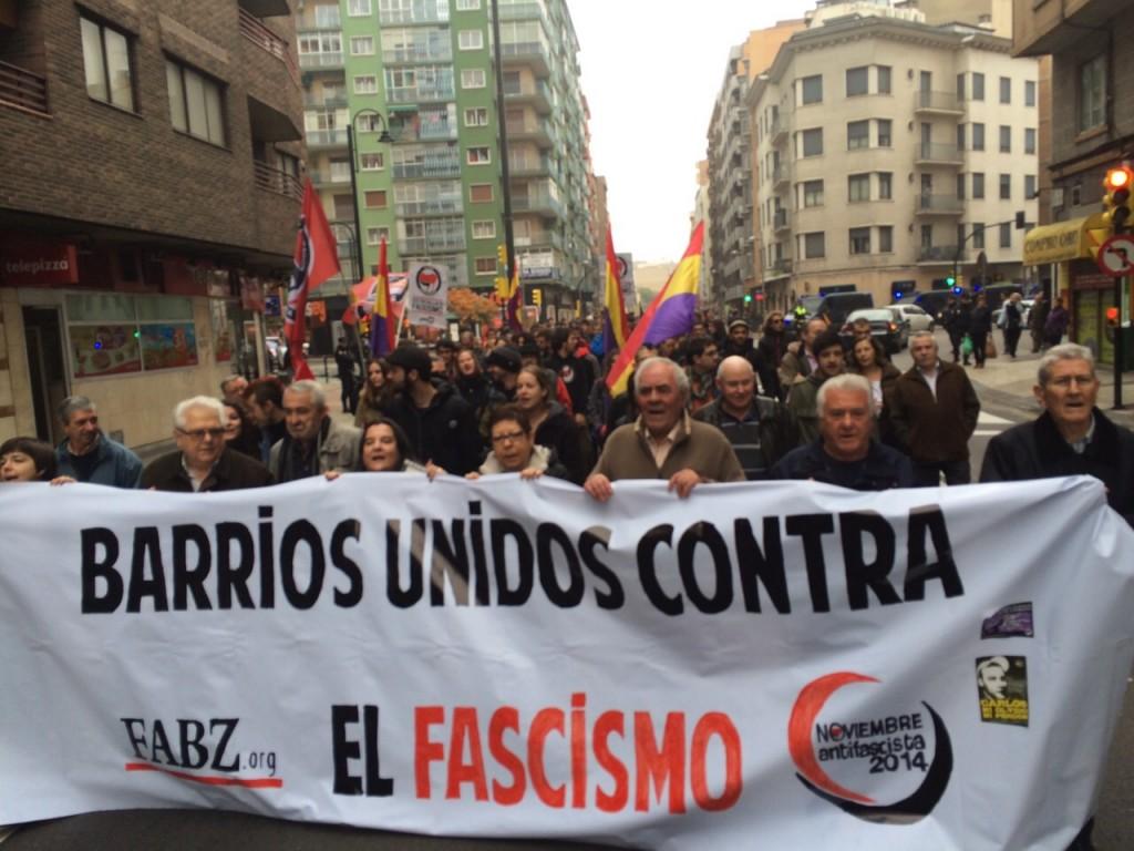 El partido de extrema derecha MSR vuelve a organizar en Zaragoza una jornadas con contenido racista y xenófobo