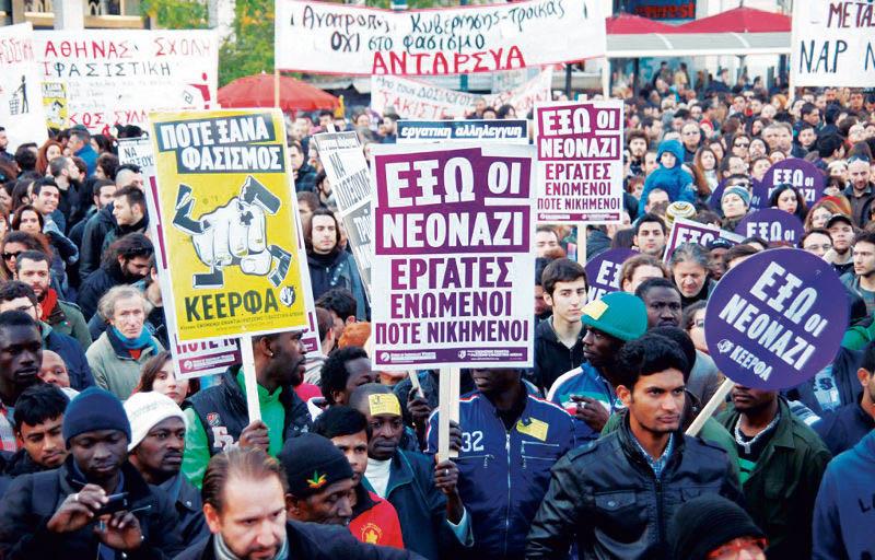 21 de marzo: día internacional de acción antifascista