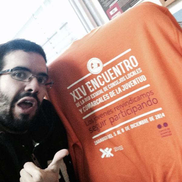 Zaragoza sede del XIV Encuentro de la Red Estatal de Consejos Locales y Comarcales de la Juventud