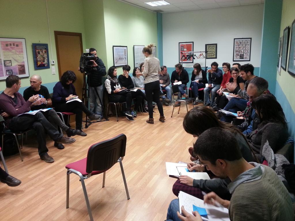 IU exige que se concluya el proceso de contratación para el inicio inmediato de las obras en la Harinera y Luis Buñuel