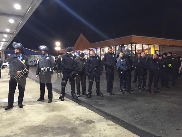 La policía de Estados Unidos vuelve a matar cerca de Ferguson