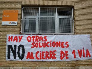 """HUSTE denuncia """"la política errática"""" del Servicio de Educación en Uesca con el proceso de escolarización"""