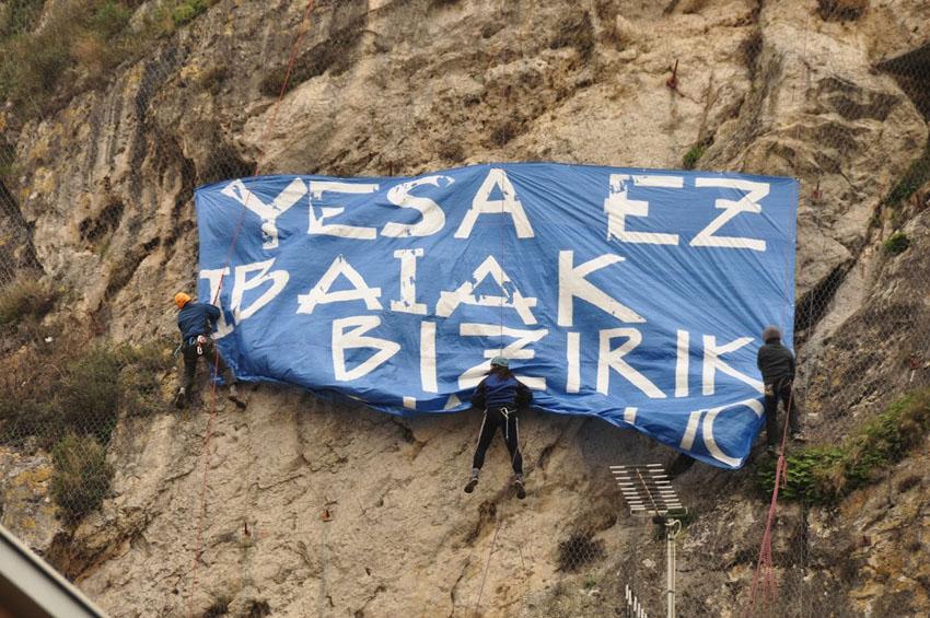 Las luchas altoaragonesesas del agua, en el Día Internacional del Agua