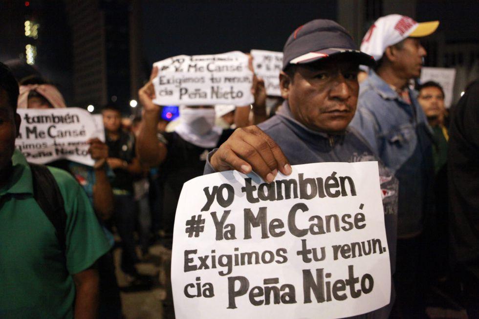 """México es un enorme cementerio de fosas clandestinas"""
