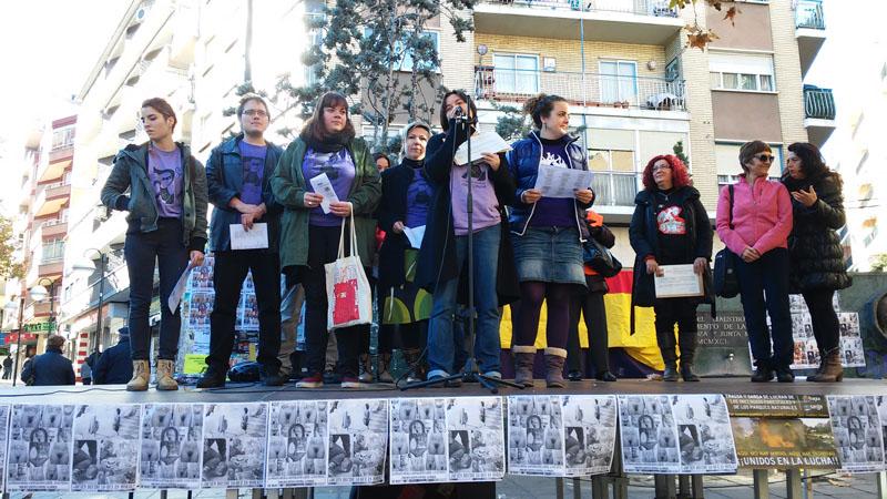 La República Independiente de Torrero reconoce la labor de Madres contra la represión, Asamblea Feminista y CTL El Trébol