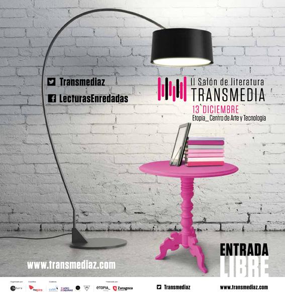 Zaragoza acoge la segunda edición del Salón de Literatura Transmedia