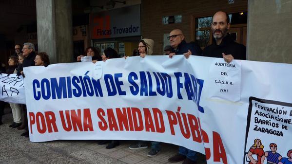 Colectivos sociales presentan acciones judiciales para aclarar las cuentas de la empresa público-privada CASAR
