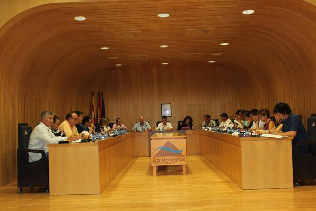A propuesta de CHA la comarca de Os Monegros se muestra a favor de posibilitar la ilegalización de los partidos corruptos