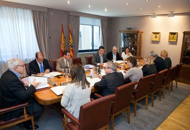 El Tribunal Constitucional paraliza la Ley de Derechos Históricos de Aragón tras un recurso del Gobierno de Sánchez