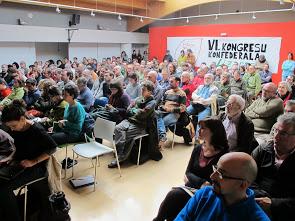 """Cuatro """"erres"""" en el congreso confederal de Ecologistas en Acción que se cierra hoy en Lizarra"""