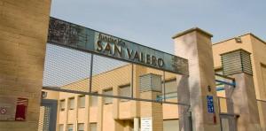 Centro de la Fundación San Valero en la Calle Violeta Parra de Zaragoza. Foto: Grupo San Valero.