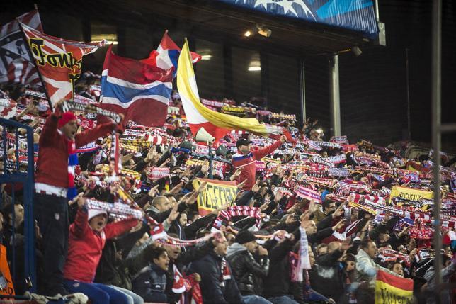 Neonazis en el fútbol español
