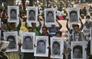 Identificados los restos de uno de los estudiantes de Ayotzinapa