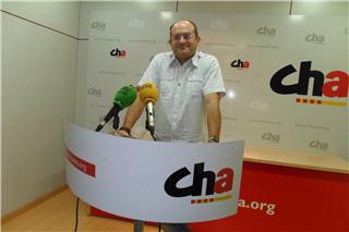 CHA pide a Manuel Blasco «pensar más en el FITE que en sus intereses partidistas»