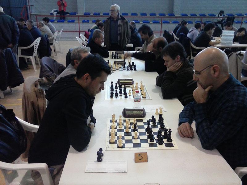 El Baix Segre de Mequinensa se queda a las puertas de la fase final de ajedrez de la Copa Catalana en categoría preferente