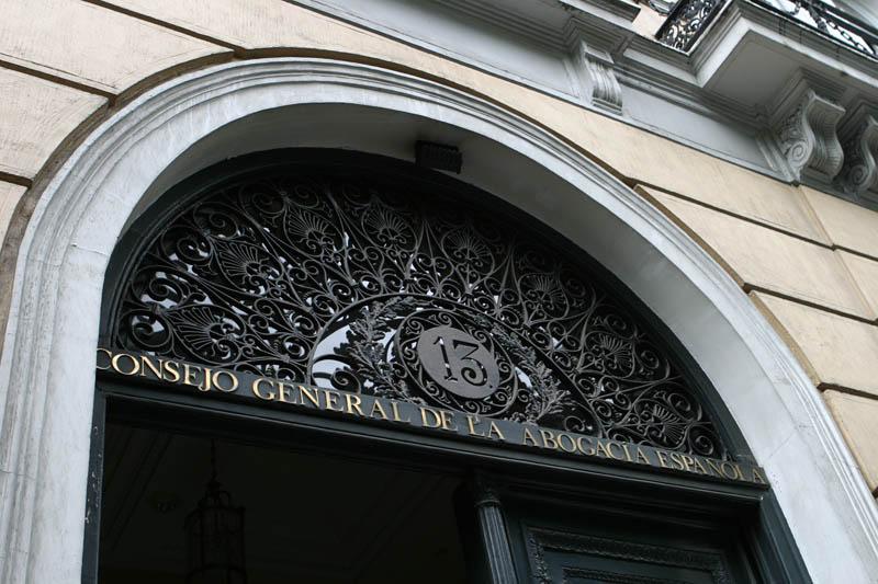 La Abogacía Española presenta una queja ante la AN por la detención de los abogados vascos