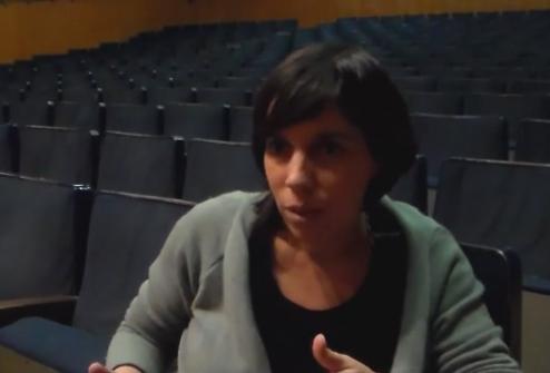 """Esther Vivas: """"Es importante reivindicar la política como la lucha cotidiana por nuestros derechos"""""""
