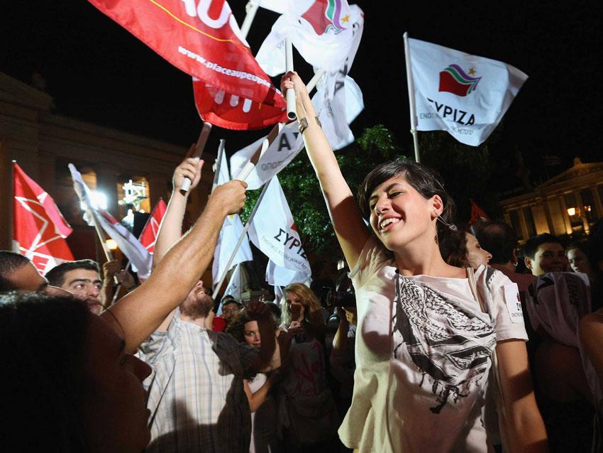 Un manifiesto llama a la solidaridad con el pueblo griego y a favor del cambio en Europa