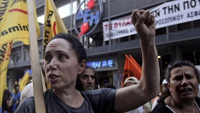 Recetas capitalistas disparan la pobreza y la miseria en Grecia