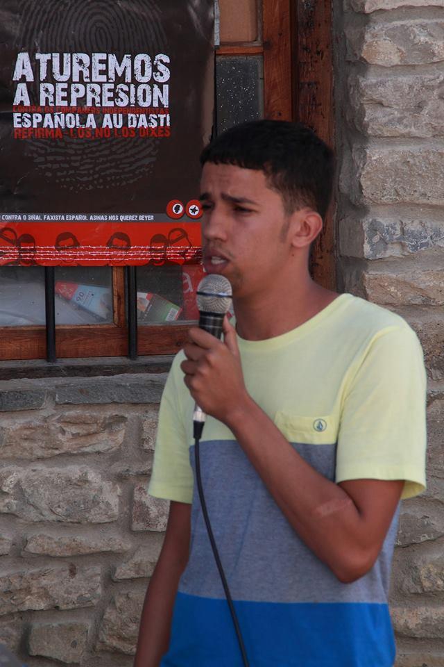 El Estado español niega asilo político al periodista saharaui Hassanna Aalia