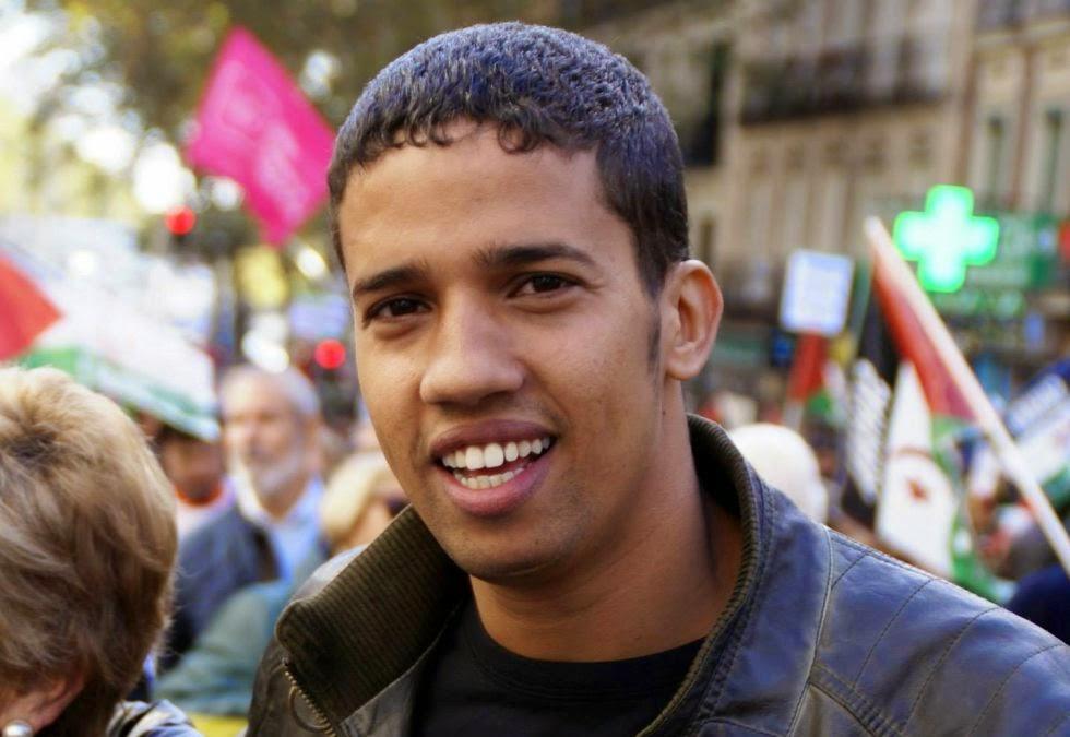 El activista saharaui Hassanna Aalia expondrá en Zaragoza su lucha por conseguir el asilo político