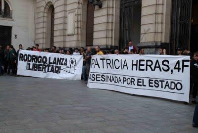 El abogado de Rodrigo Lanza denuncia una persecución contra su cliente