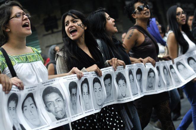 Llamamiento internacional contra la impunidad a cuatro años de las desapariciones de los y las 43 estudiantes de Ayotzinapa