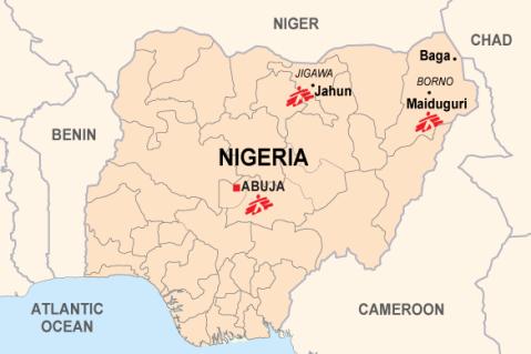MSF asiste a los supervivientes de la masacre de Boko Haram en Baga