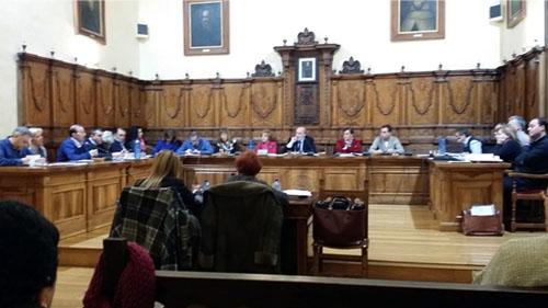 Los votos del PP impiden que salga adelante la propuesta para completar el Memorial por las víctimas del franquismo en Calatayud