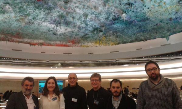 La Red Europea de Igualdad Lingüística advierte en la ONU sobre el maltrato al aragonés