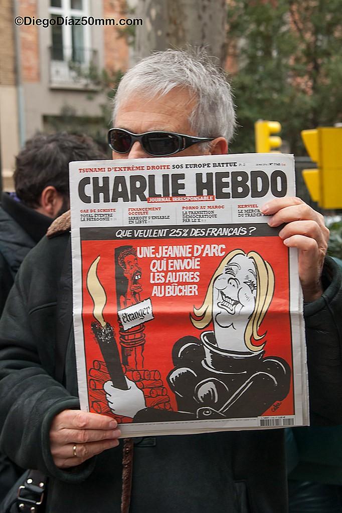 Charlie Hebdo, entre la solidaridad y el oportunismo
