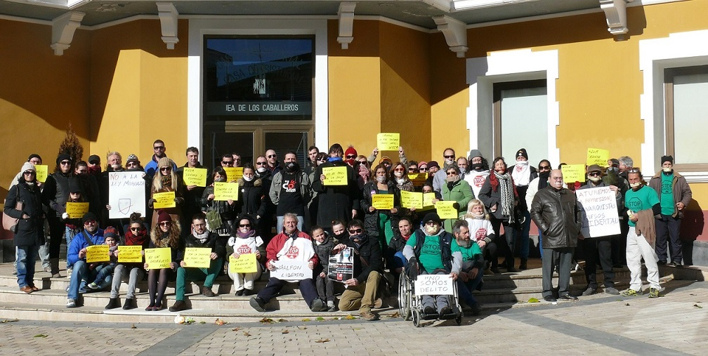 El Frente Cívico Cinco Villas hace un llamamiento a la Unidad Popular