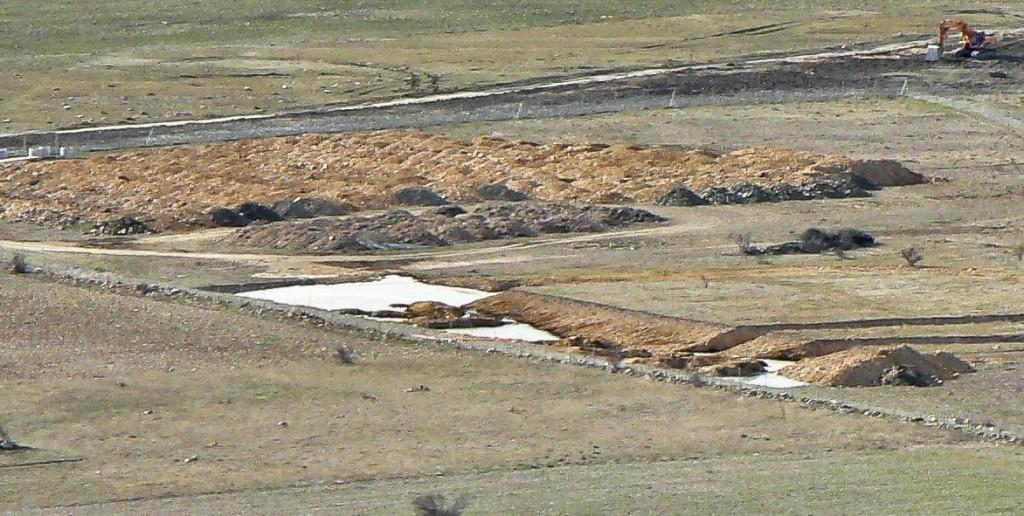 La empresa explotadora de la mina de Borobia es sancionada por un vertido ilegal al río Manubles