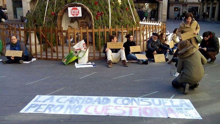 La PAH Teruel pide unas ordenanzas realmente inclusivas para transeúntes