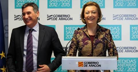 ¿Derrumbe sanitario en Aragón?