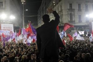 El nuevo primer ministro griego, Alexis Tsipras, anunció este martes su gabinete donde no hay ninguna mujer. Foto: Links.org.au