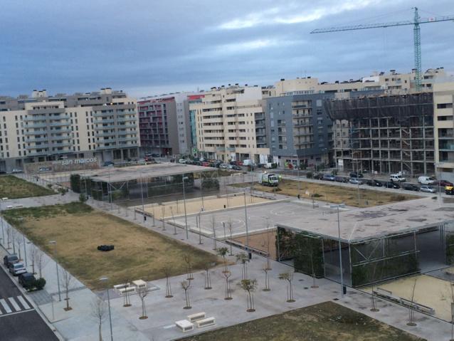 Ampliación de la limpieza viaria a los nuevos barrios del Sur de Zaragoza