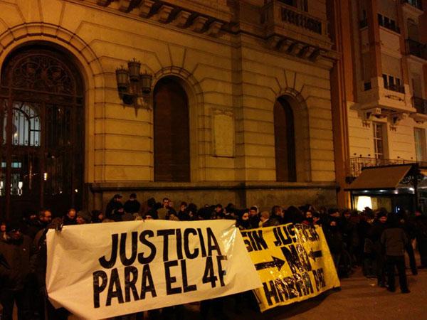 Varias movilizaciones piden 'justicia para el 4F'