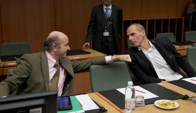 Más rescate para Grecia