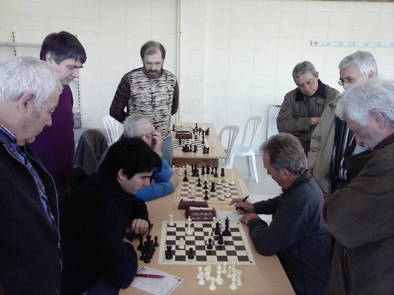 Repóker de victorias del Baix Segre de Mequinensa en la preferente de ajedrez