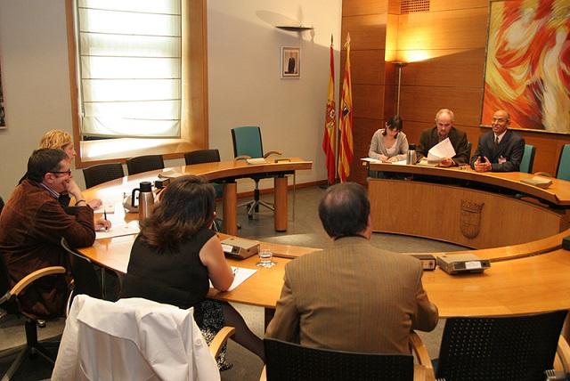 Las Cortes de Aragón instan al ministro español de Interior a conceder asilo político a Hassanna Aalia