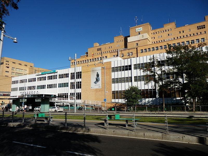 Luquin pide a Celaya actuaciones inmediatas para solucionar la saturación del servicio de urgencias del Miguel Servet