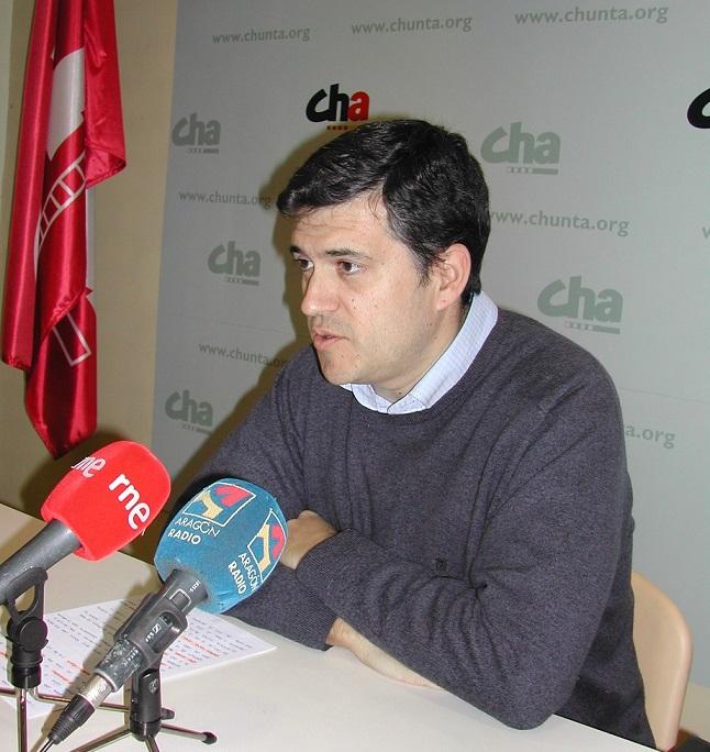 CHA solicitará que las Cortes de Aragón rechacen los dos 'nuevos' proyectos de interconexión de alta tensión a través del Pirineo