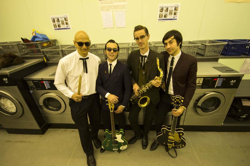 MFC Chicken: una banda de rock and roll de las que no quedan